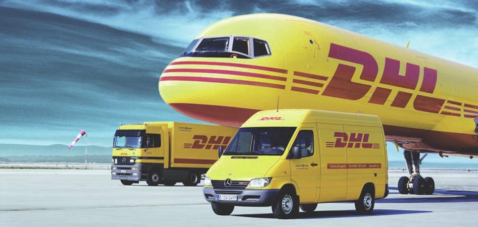 Отправка DHL с адреса клиента